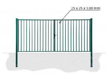 Puerta 2 hojas Image